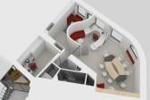 projekt kanceláře