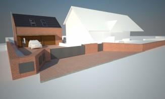 projekt garáže