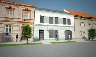 projekt rekonstrukce domu