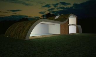 organický dům