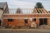 Průběh stavby RD Dubany